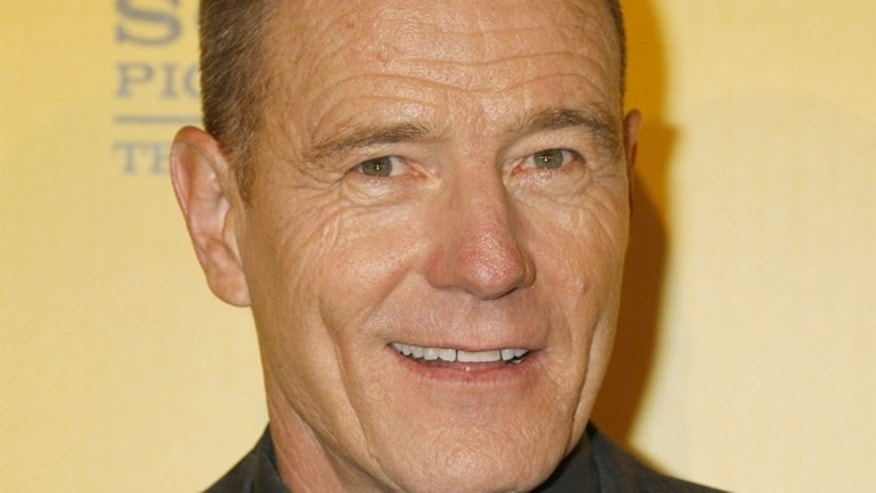 Bryan Cranston, star of AMC's drama 'Breaking Bad.' ABQ Trolley Co. will offer tours of locations from the hit TV show.