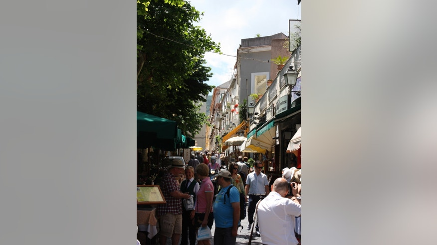 The city of Sorrento offers some of the best shopping deals in the Amalfi coast.