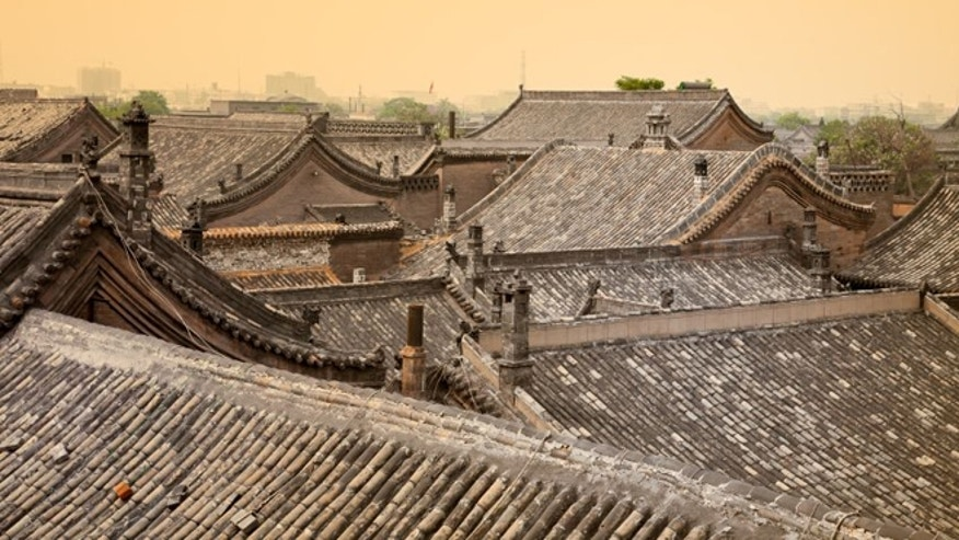 Ping Yao is a well-preserved example of a traditional Han Chinese city.