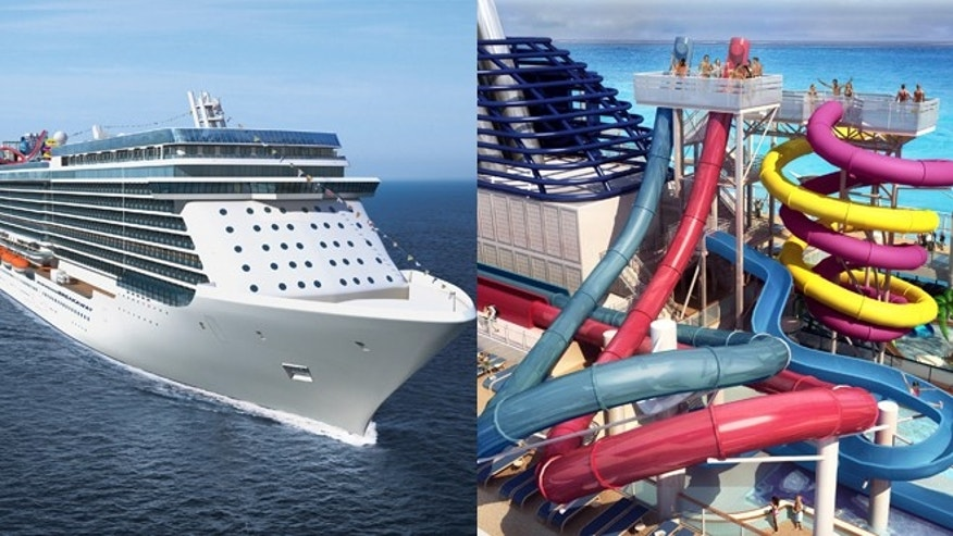 Norwegian Breakaway will arrive in early May 2013