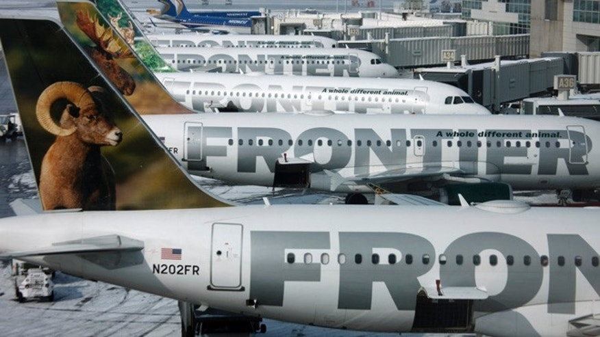 Frontier Airlines announced on Wednesday that it will penalize passengers who dont book directly with the airline.