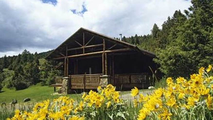 Mountain Sky Guest Ranch, Emigrant, Mont.