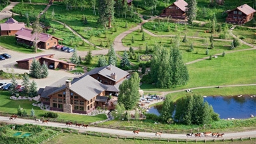 Vista Verde Ranch, Steamboat Springs, Colo.
