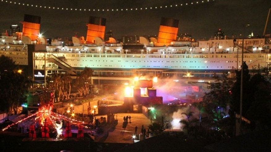 Queen Mary's Dark Harbor Halloween Attraction