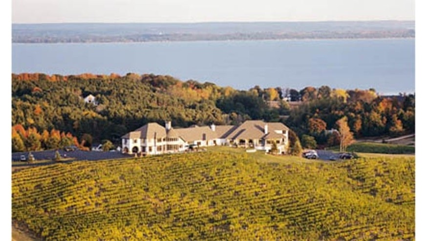 Chateau Chantal, Traverse City, Mich.