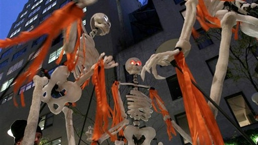 New York City's annual Village Halloween Parade scheduled for Wednesday has been canceled.