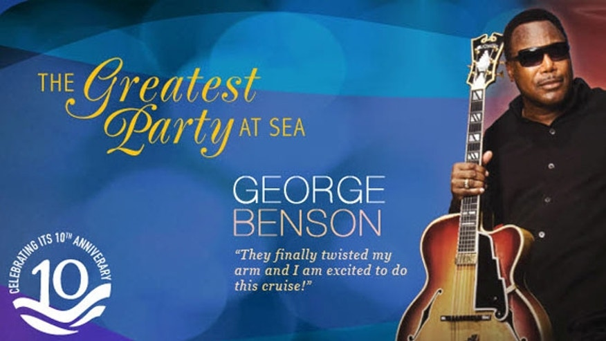 Smooth Jazz Cruise will have artists like George Benson, David Sanborn, Marcus Miller, Brian Culbertson and Jonathan Butler .