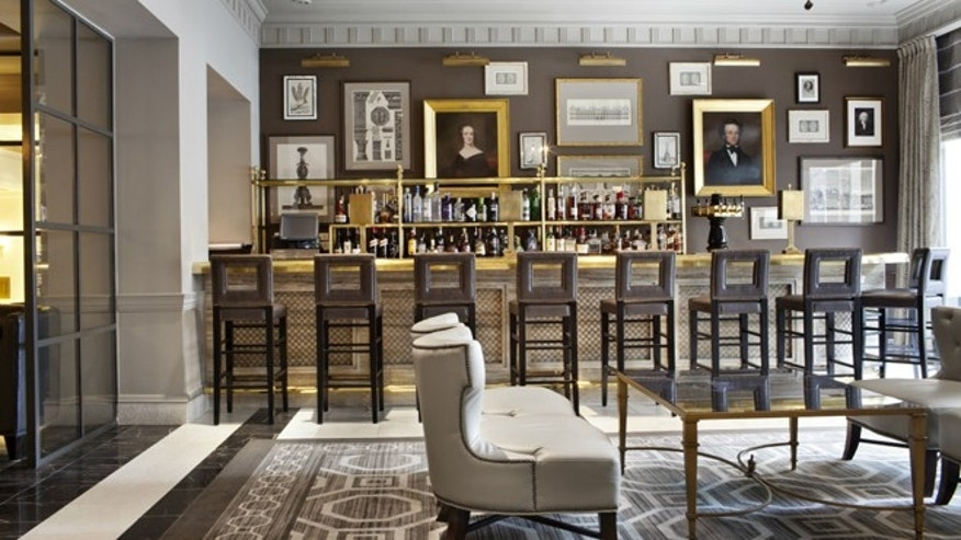 Rooms at the ritzy Madison hotel are almost gone, but its Lobby Bar is open for non-hotel guests, too.