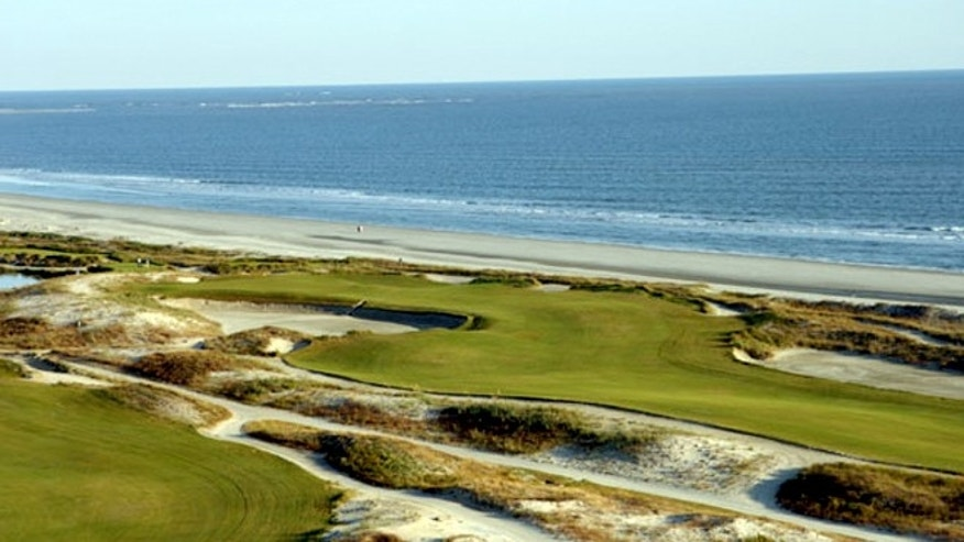 The Ocean Course on Kiawah Island, South Carolina