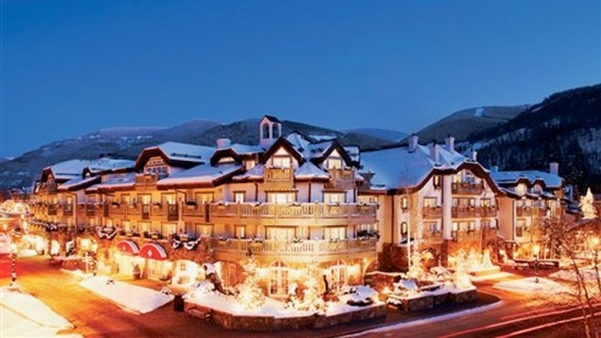 Sonnenalp, a family-owned resort in Vail, Colo., is a family-owned resort.