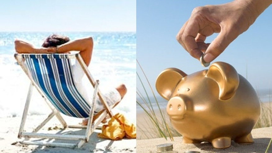 Saving for a vacation can be the least fun aspecting to planning a holiday.