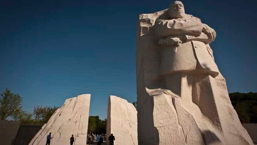 The Martin Luther King Memorial, Washington, D.C.