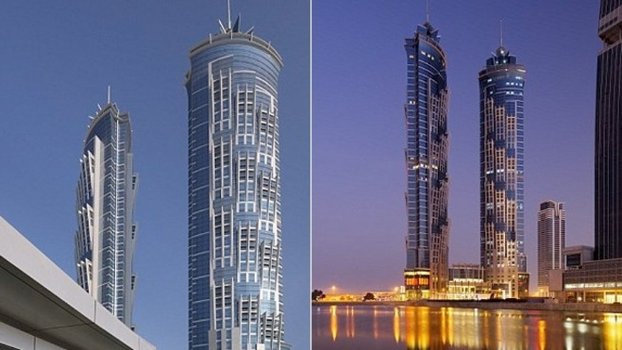 World's tallest hotel opens in Dubai | Fox News