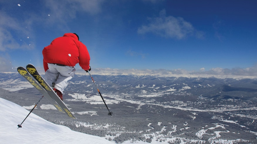 Spring brings excellent snow and bluebird ski days to Breckenridge, Colo.