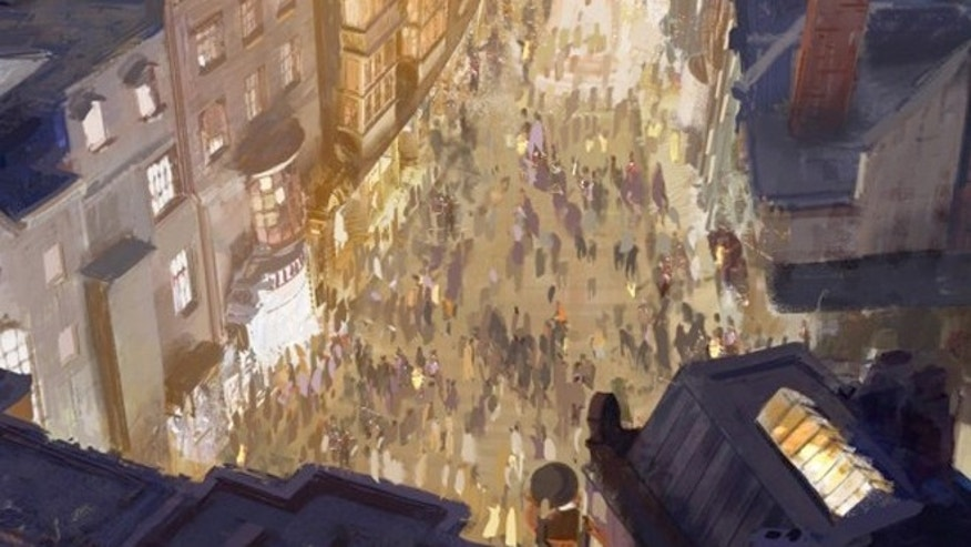 The Wizarding World of Harry Potter - Diagon Alley will include a marquee ride, a new restaurant and shops, and an iconic train trip.