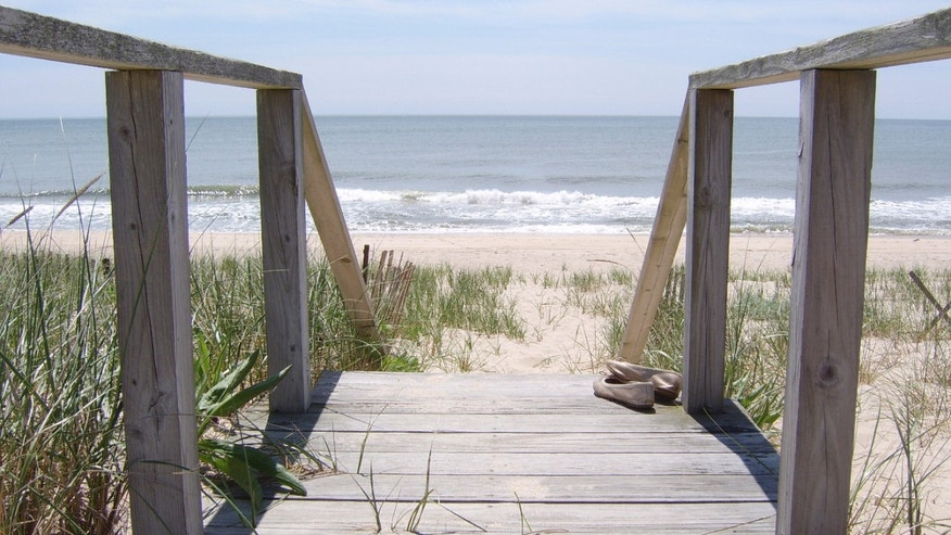 "Main Beach in East Hampton, N.Y. is number one on the 2013 list of Top 10 Beaches produced annually by coastal expert Stephen P. Leatherman, also known as ""Dr. Beach."""