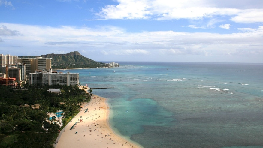 Duke Kahanamoku Beach in Waikiki, Hawaii is number two on the 2013 list of Top 10 Beaches.