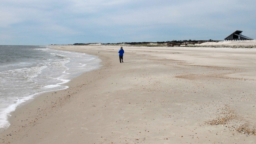 St. George Island State Park near Apalachicola, Fla. is number three on the 2013 list of Top 10 Beaches.