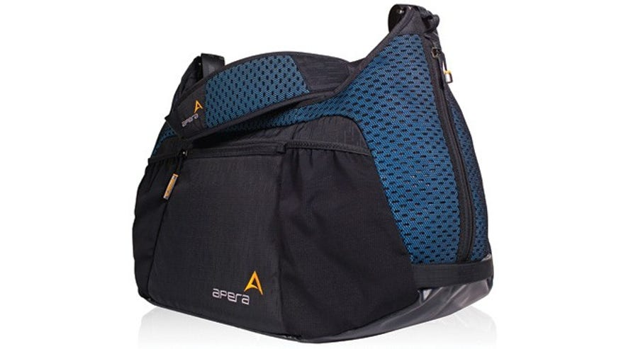 For the Gym-Going Dad: Apera Performance Duffel Bag