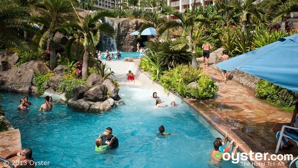 10 best kid friendly hotels with water parks fox news for Best hotel swimming pools for kids