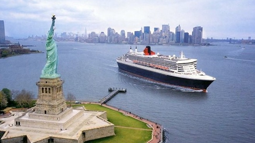 Cunard's Queen Mary 2 is making her historic 200th Transatlantic Crossing.