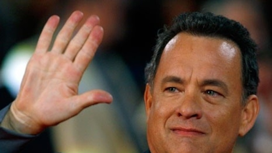 "Tom Hanks portrayed an eastern European man stranded at JFK in 2004's ""The Terminal."""