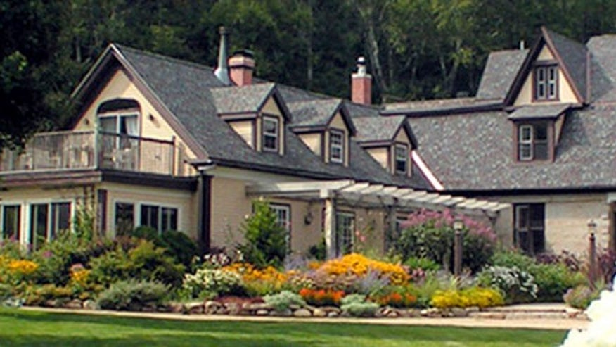 Notchland Inn, Harts Location, New Hampshire