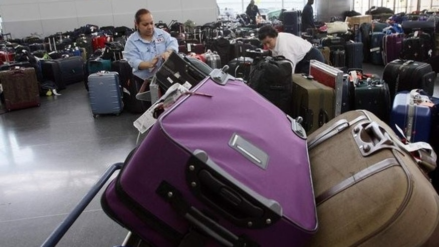Avoid excess baggage fees on certain airlines.