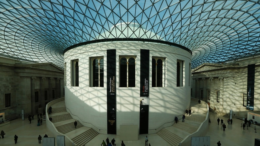 Nov. 14, 2013: The British Museum's collection covers millennia of human culture, from ancient to modern times, and best of all, admission is free.