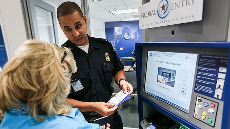 Global Entry reduces wait times more than 70 percent with more than 75 percent of travelers processed in less than five minutes, according to the U.S. Customs and Border Patrol.