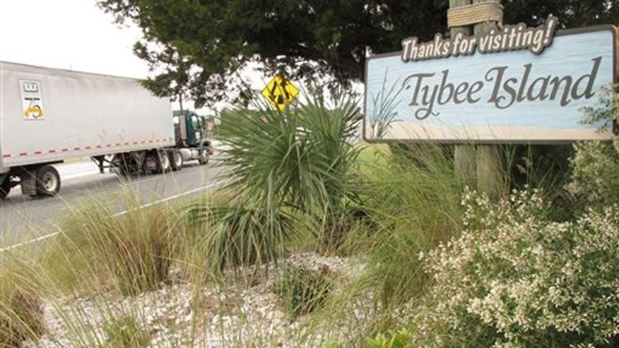 Tybee Island officials have approved installing roadside scanners that read and store license plate information for every car and truck coming and going on the island. The mayor says the city wants the information for a tourism study, but officials are already getting angry calls and emails from residents who say tracking vehicles is too intrusive.