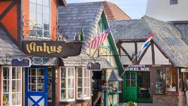 5 European Style Villages In The Us To Celebrate The