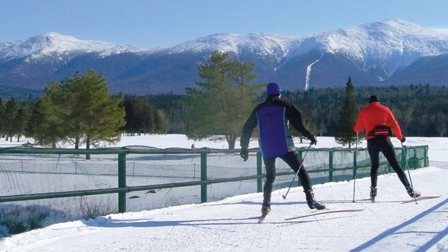 Bretton Woods Nordic Skiing.