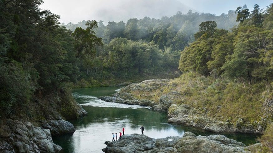 Pelorus River, Marlborough