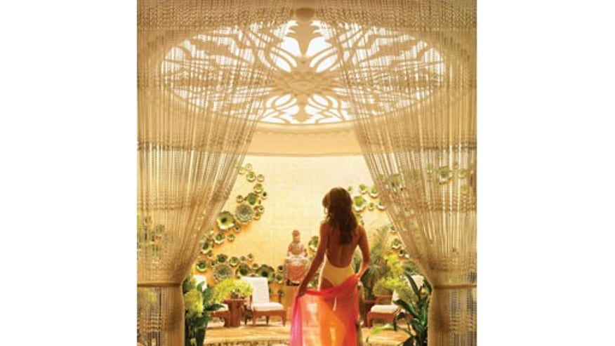 Spa Day at Wynn and Encore Las Vegas
