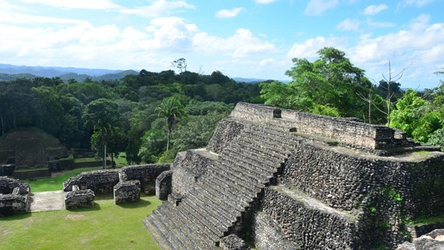 The Mayan city of Caracol was rediscovered by a Belizean logger named Rosa Mai in 1937. It was a key Mayan cite that was occupied from 600 BC until 1100 AD. It reached its peak in about 650 AD with a population approaching 150,000.