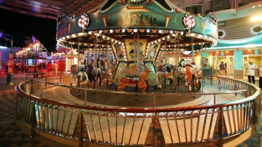 Carousels, Costume Characters and the Caribbean