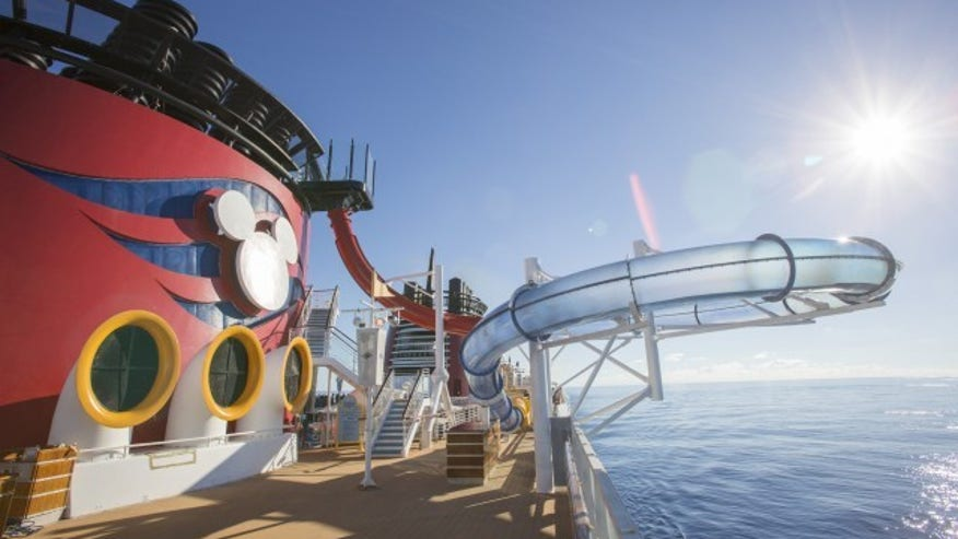 Disney Cruise Lines Makes New Magic