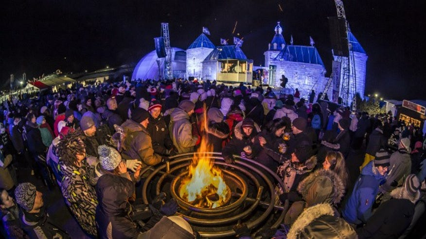 Québec Winter Carnival, Jan. 31-Feb. 16