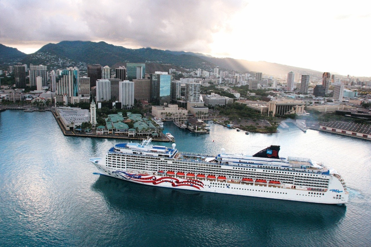 One Ship Many Islands Experiencing Hawaii The Easy Way