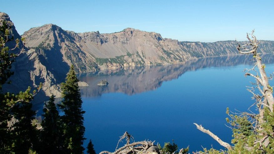 August 25—Crater Lake National Park, OR