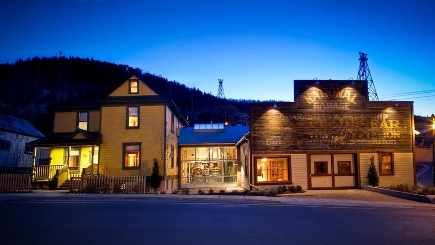 High West Distillery and Saloon, Park City, Utah