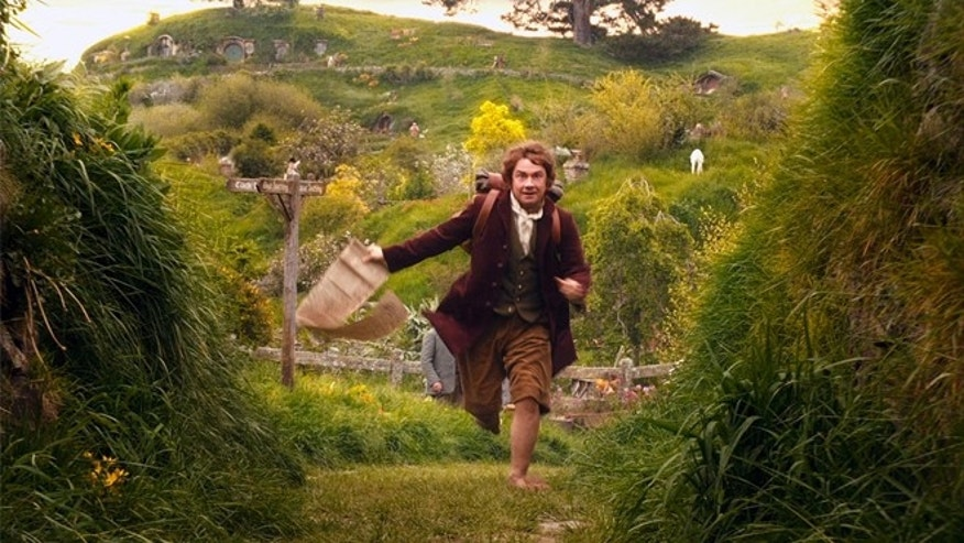 A district in Moscow wants to built a Hobbit-inspired village.