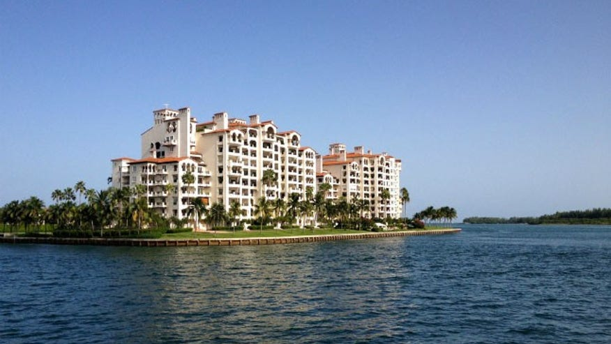 Fisher Island, Miami, Fla.