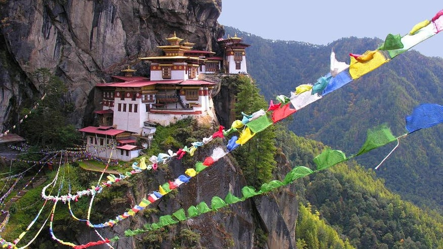 Get Happy in Bhutan
