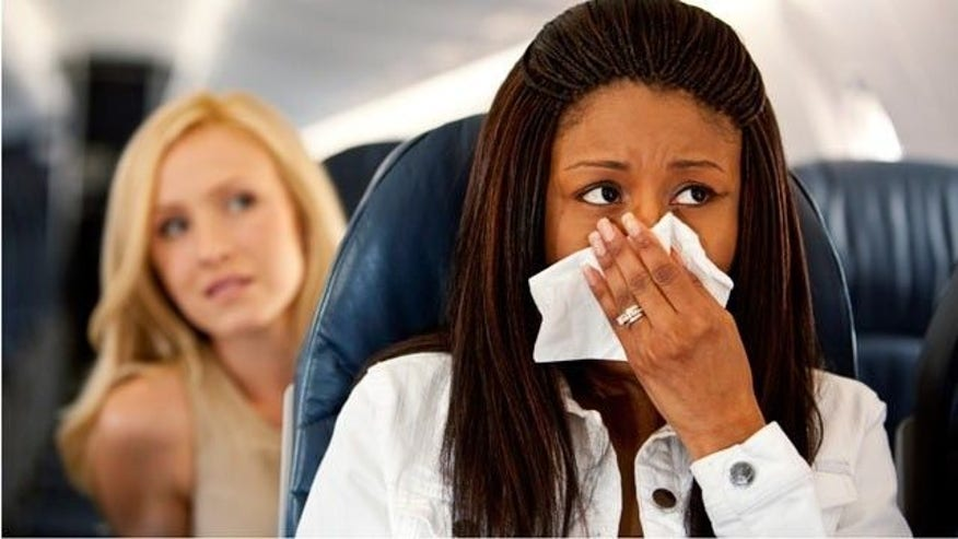 American Airlines' odor rule