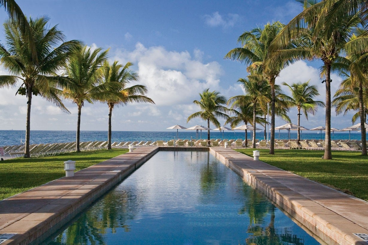 The most amazing hotel pools in the bahamas fox news for Amazing hotels