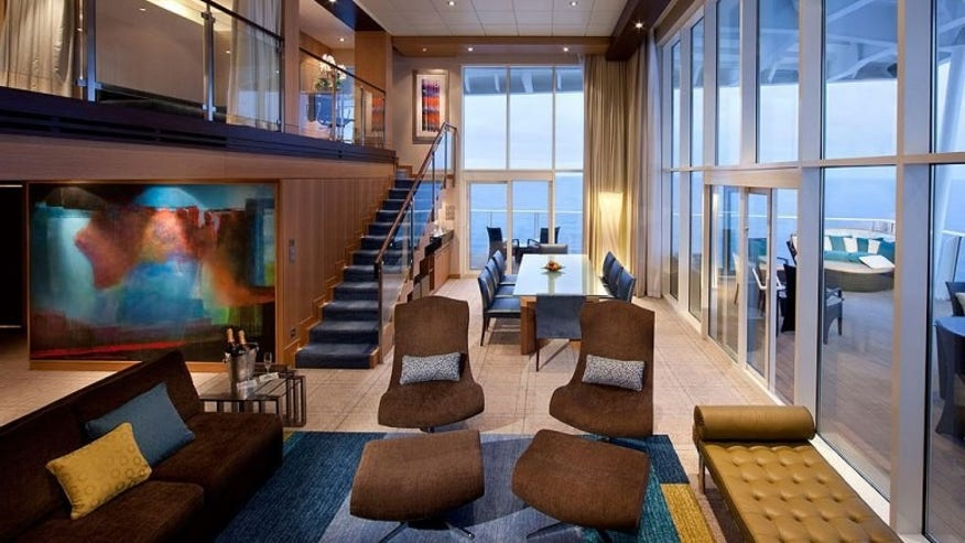 Royal Loft Suite, Royal Caribbean