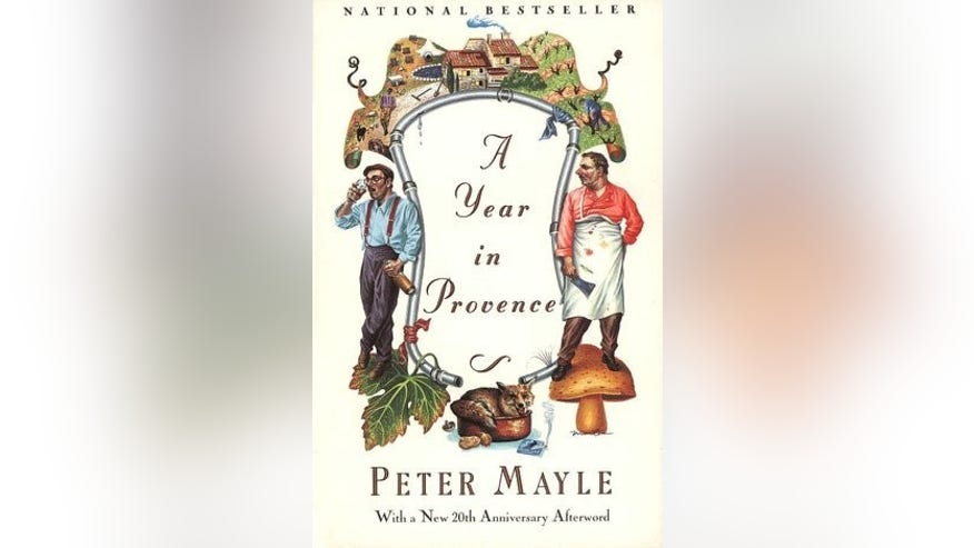 """A Year in Provence,"" by Peter Mayle"