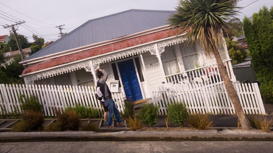 Baldwin Street, Dunedin, New Zealand; 35 percent gradient